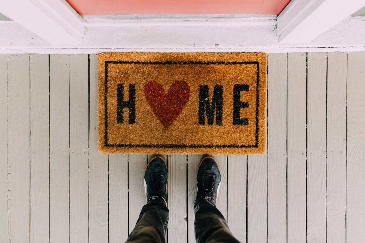 front door doormat