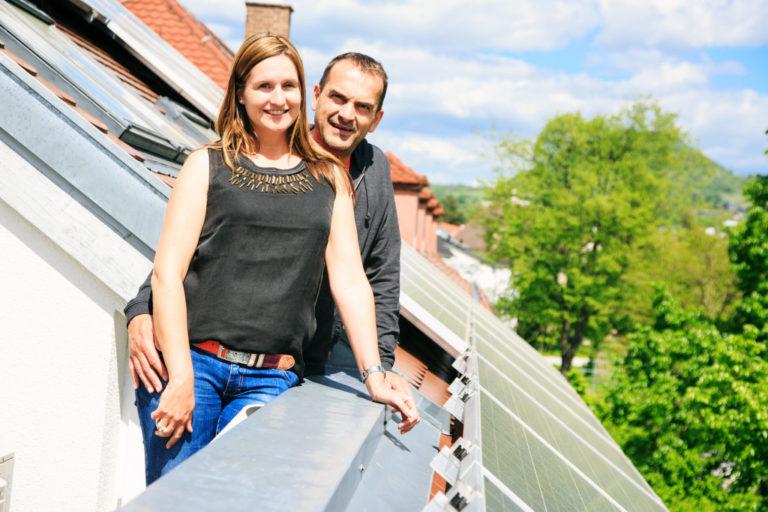 sustainable couple